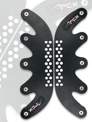 Apex Gecko Carve snowboard plate
