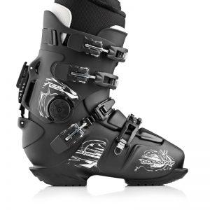 Deeluxe Track 325 black snowboard boot