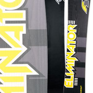 F2 Eliminator World Cup Titanal snowboard