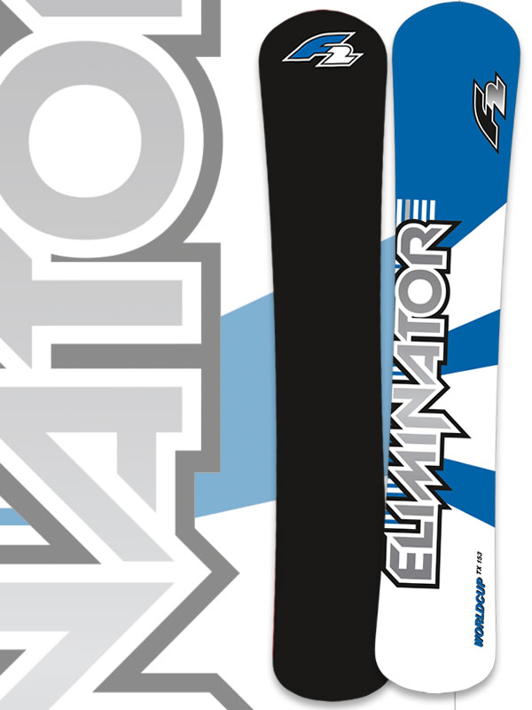 F2 Eliminator World Cup TX Carbon/Kevlar