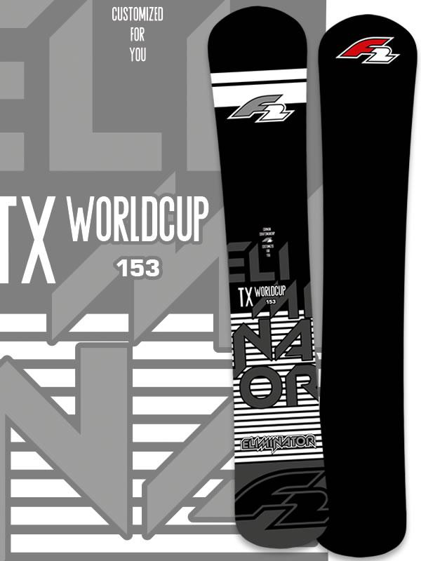 F2 Eliminator World Cup TX Carbon/Kevlar