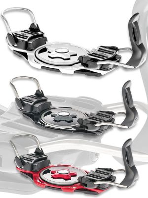 F2 Race Titanium Bindings 2017-18