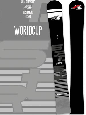 F2 Speedster World Cup RS snowboard