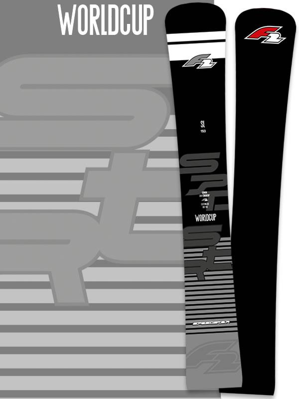 F2 Speedster World Cup SL snowboard