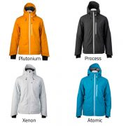 FA Design Auxiliary Jacket Colours