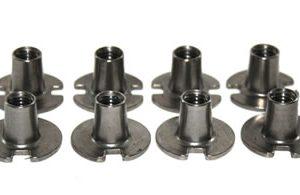 F2 Baseplate T-Nut Set