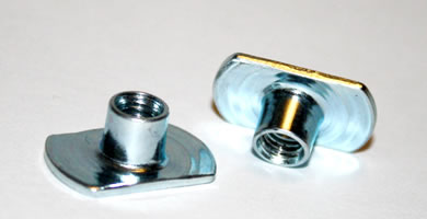 F2 Carve RS Baseplate T-Nut Set