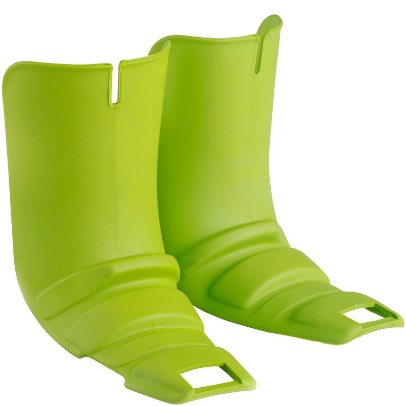 Green race tongues for snowboard boots