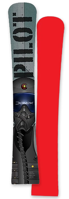 Donek Pilot snowboard