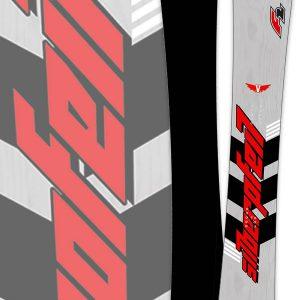 F2 Silberpfeil Vantage snowboard