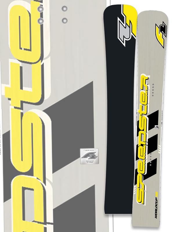 F2 Speedster World Cup RS snowboard